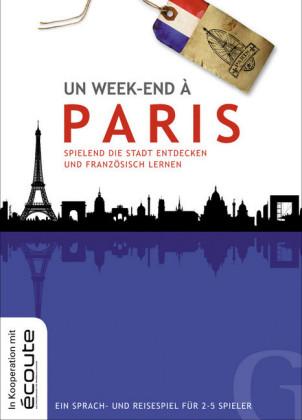 Un week-end à Paris (Spiel)