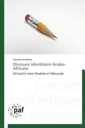 Discours identitaire Arabo-Africain
