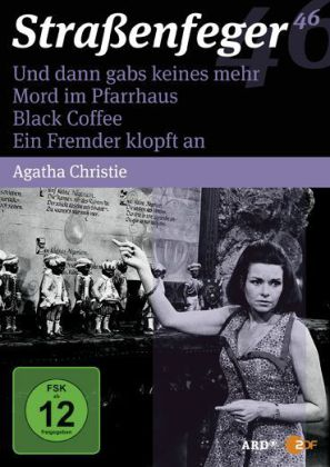 Agatha Christie, 3 DVDs