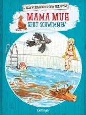 Mama Muh geht schwimmen Cover