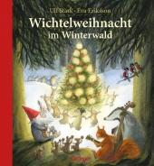Wichtelweihnacht im Winterwald Cover