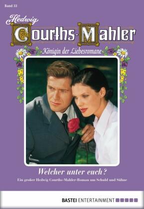 Hedwig Courths-Mahler - Folge 033