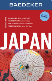 Baedeker Japan Cover