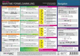 Maritime Formelsammlung