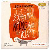 Jetzt spricht Dylan Mint, und Mr. Dog hält die Klappe, 2 MP3-CDs Cover