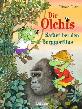 Die Olchis - Safari bei den Berggorillas