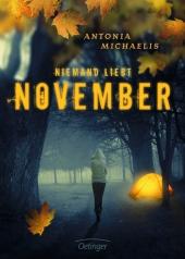 Niemand liebt November Cover