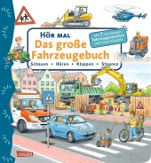 Hör mal: Das große Fahrzeugebuch Cover