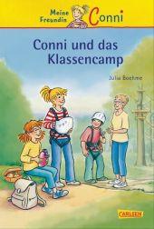 Meine Freundin Conni, Conni und das Klassencamp Cover