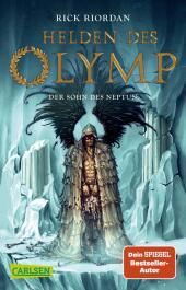 Helden des Olymp - Der Sohn des Neptun Cover
