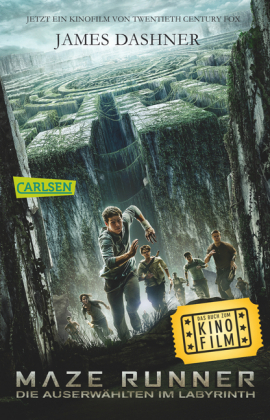 Die Auserwählten - Im Labyrinth (Filmausgabe)