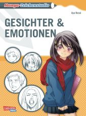 Manga-Zeichenstudio: Gesichter & Emotionen Cover