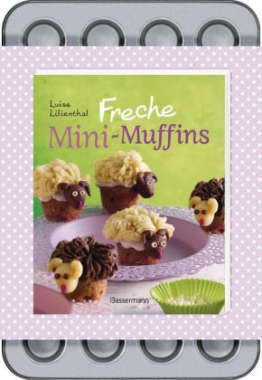 Freche Mini-Muffins, m. Backform