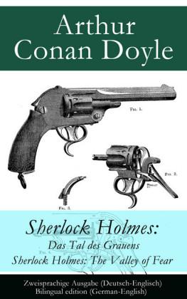 Sherlock Holmes: Das Tal des Grauens / Sherlock Holmes: The Valley of Fear - Zweisprachige Ausgabe (Deutsch-Englisch) / Bilingual edition (German-English)