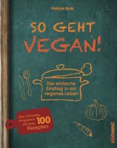 So geht vegan! Cover