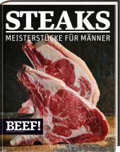 BEEF! - STEAKS Cover