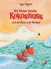Der kleine Drache Kokosnuss und die Reise zum Nordpol Cover