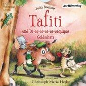 Tafiti und Ur-ur-ur-ur-ur-uropapas Goldschatz, 1 Audio-CD