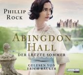 Abingdon Hall - Der letzte Sommer, 6 Audio-CDs Cover