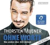 Ohne Worte, 1 Audio-CD Cover