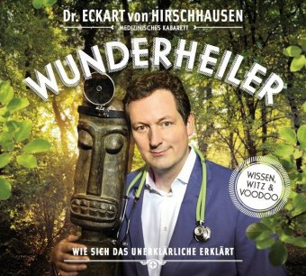 Wunderheiler, 1 Audio-CD