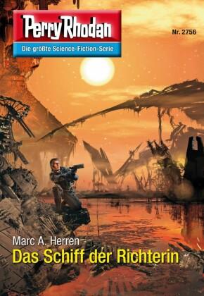 Perry Rhodan 2756: Das Schiff der Richterin