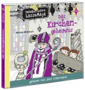Detektivbüro LasseMaja - Das Kirchengeheimnis, 1 Audio-CD