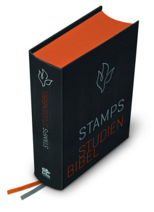 STAMPS Studienbibel (Hardcover blau/rot)