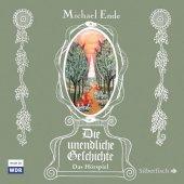 Die unendliche Geschichte, 6 Audio-CDs Cover