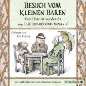 Besuch vom Kleinen Bären / Vater Bär ist wieder da, 1 Audio-CD