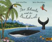 Die Schnecke und der Buckelwal Cover