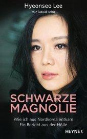 Schwarze Magnolie Cover