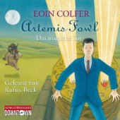 Artemis Fowl - Das magische Tor, 5 Audio-CDs