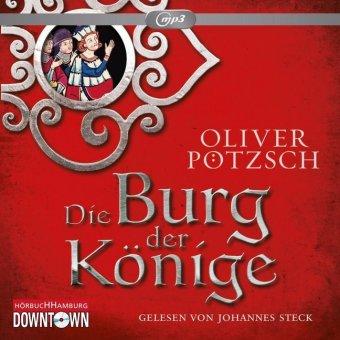 Die Burg der Könige, 2 MP3-CDs