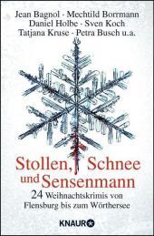 Stollen, Schnee und Sensenmann Cover