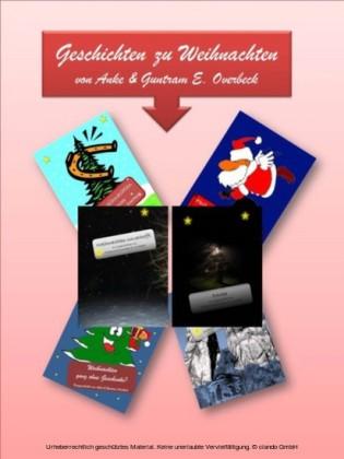 Sechs Kurzgeschichten zu Weihnachten