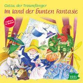 Im Land der bunten Fantasie, Audio-CD Cover