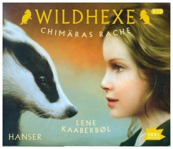 Wildhexe - Chimäras Rache, 3 Audio-CDs