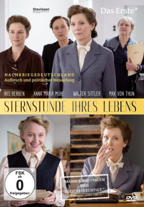 Sternstunde ihres Lebens, 1 DVD