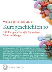 188 Kurzgeschichten für Gottesdienst, Schule und Gruppe Cover