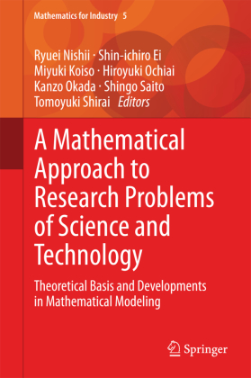 A Mathematical Approach to Research Problems of Science and Technology