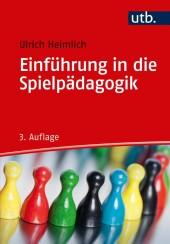 Einführung in die Spielpädagogik Cover