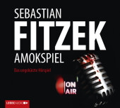 Amokspiel, 6 Audio-CDs Cover