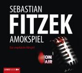 Amokspiel, 6 Audio-CDs Cover