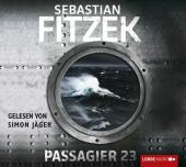 Passagier 23, 4 Audio-CDs Cover