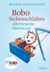 Bobo Siebenschläfers allerneueste Abenteuer Cover