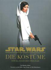 Star Wars: Die Kostüme der klassischen Trilogie Cover