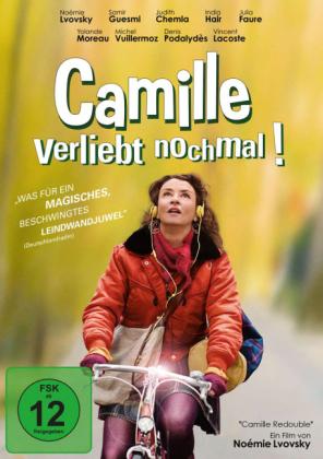 Camille - Verliebt nochmal, 1 DVD