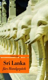Sri Lanka fürs Handgepäck Cover