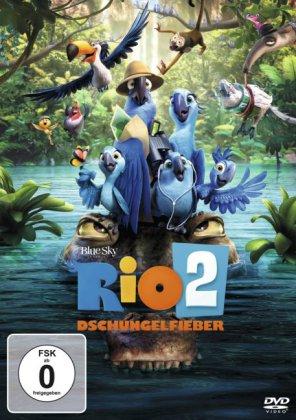 Cover des Mediums: Rio 2